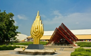 Queen Sirikit Convention Center Bangkok. Photo Source: http://openbuildings.com/