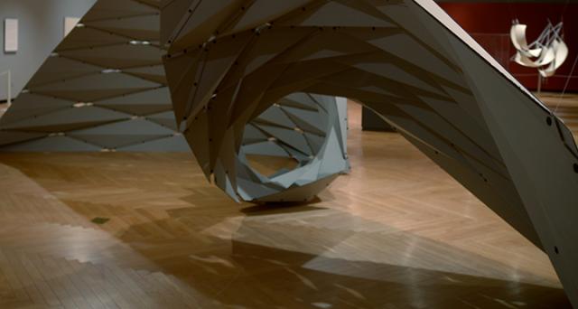 Ruga Swan at Clay Center for Arts and Sciences, Charleston, VA
