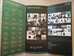 Exhibition promotion material