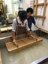 "Moving ""Su"" (Photo Courtesy: Sachiko Shibazaki))"