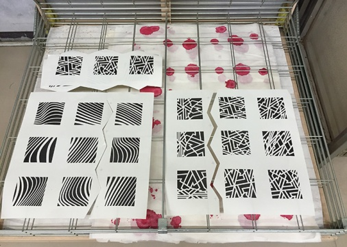 Original generative pattern design