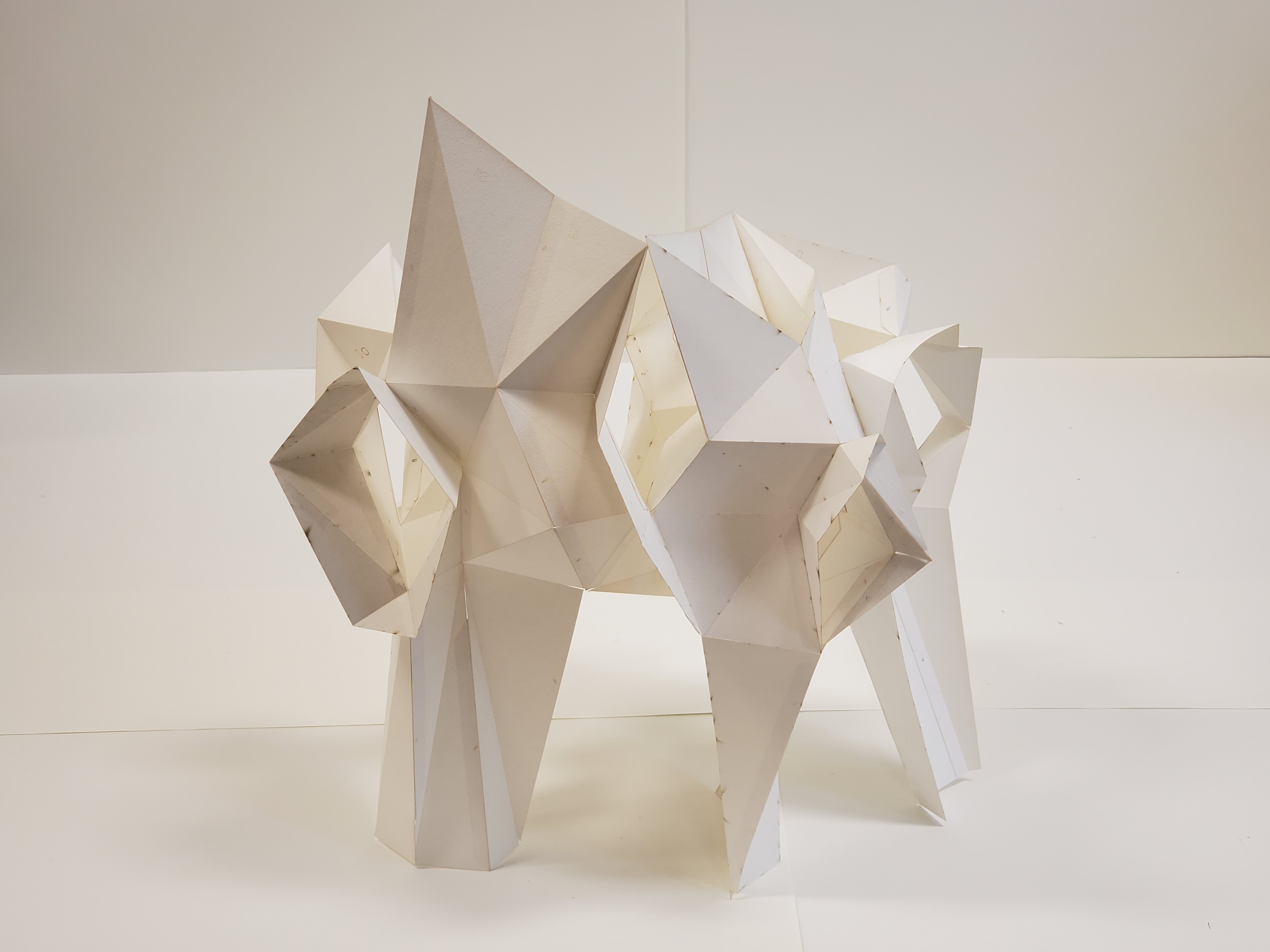 Orix paper model